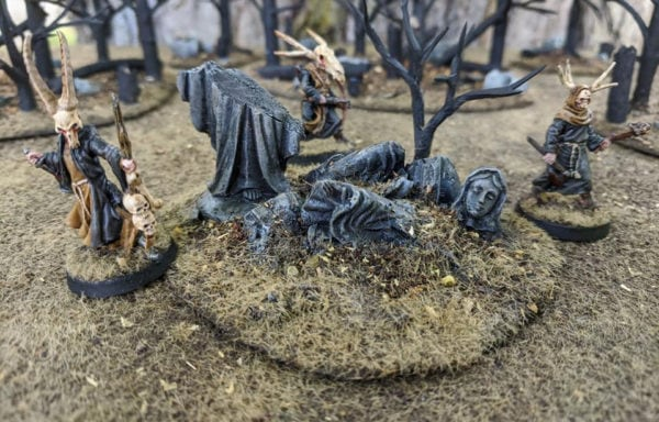 3D Printable Miniatures for gaming is what we're all about.