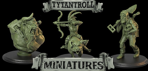 TytanTroll Miniatures