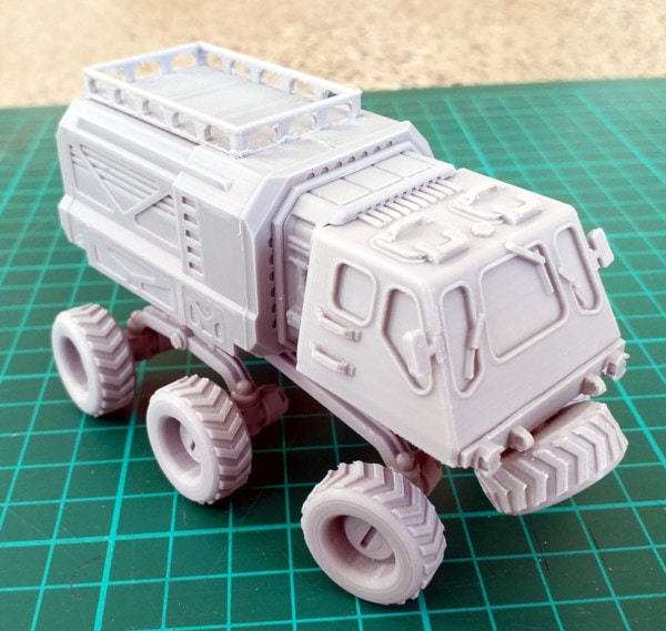 Military Truck Combo