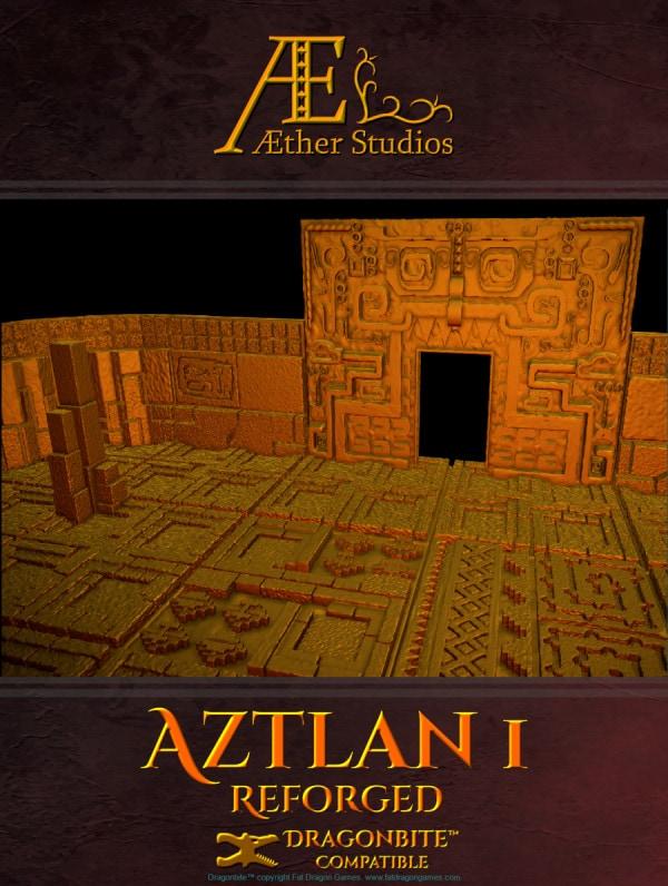 Aztlan Reforged Set 1