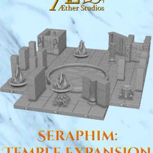 Seraphim Temple Expansion