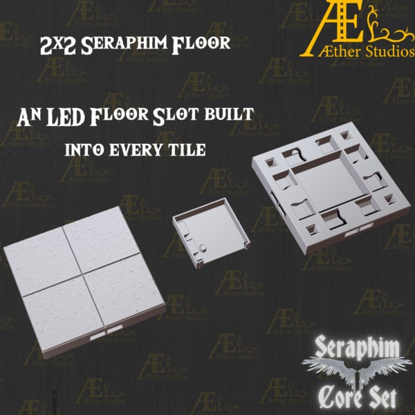 Seraphim Core Tiles