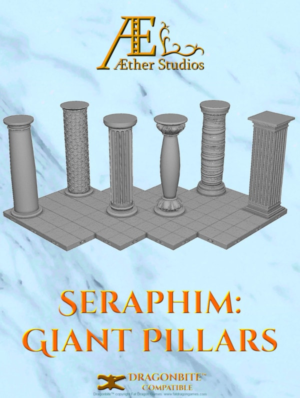 Seraphim Giant Pillars
