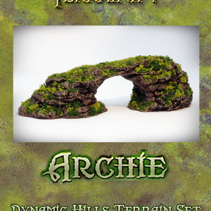 DH Archie cover page
