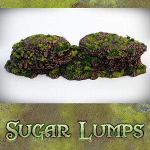 DH Sugar Lumps cover page