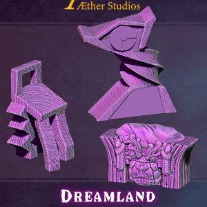 Dreamland Items v2