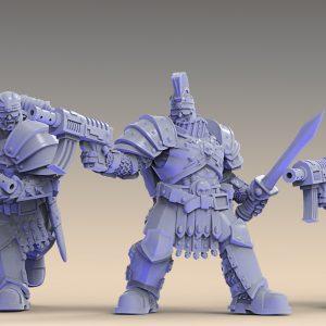 Cohort - Swords