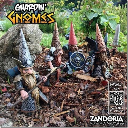 Guardin Gnomes