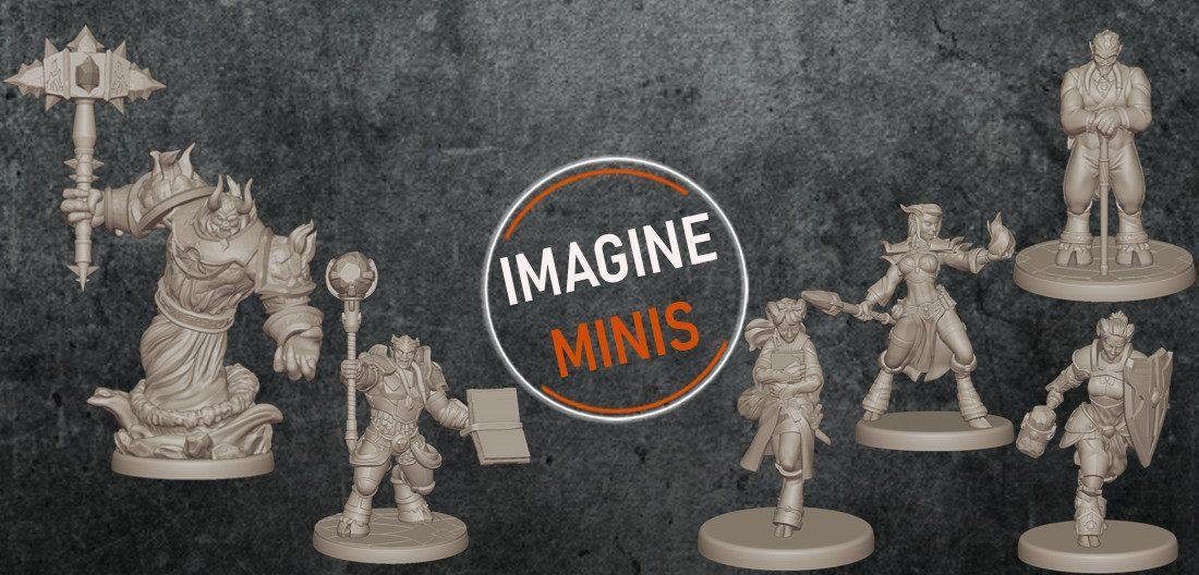 Imagine Minis