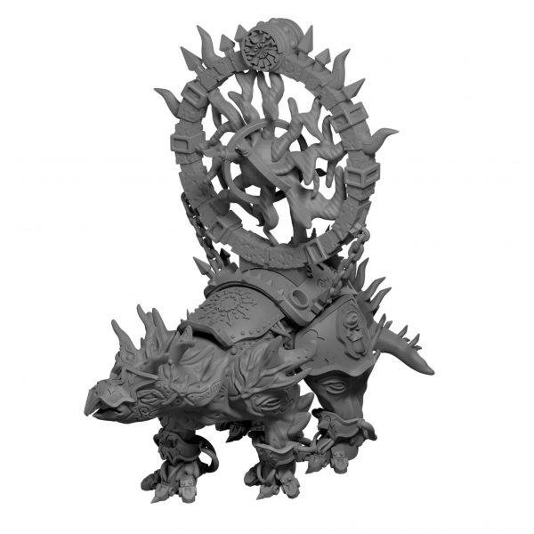 Spawns of chaos Psi Beast Vortex Beast