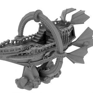 Elemental Sky Ship from Mystic Pigeon Gaming