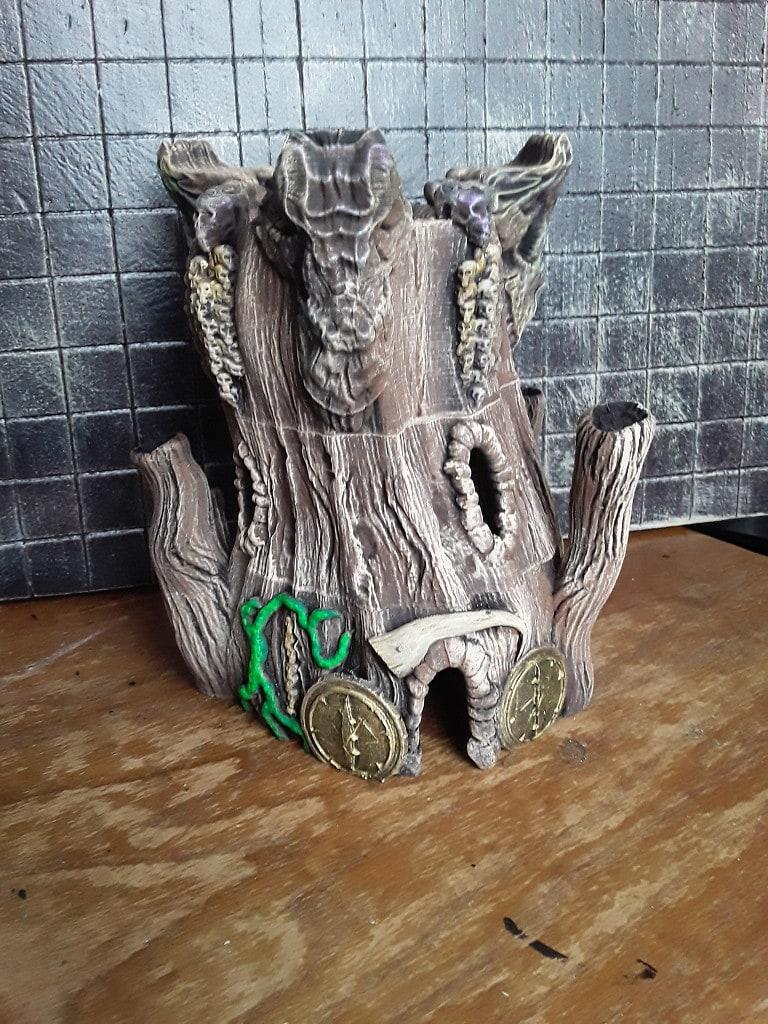 Aether Studios' Swamp of Sorrow Trophy Tower
