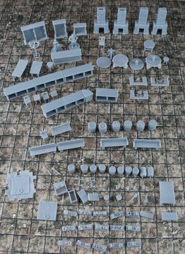 Townsfolk Set