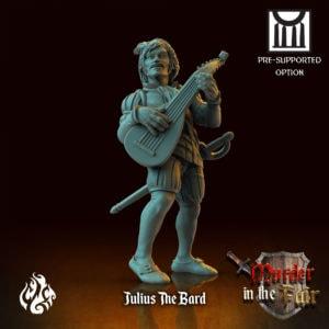 Julius The Bard