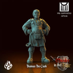 Thomas The Cook